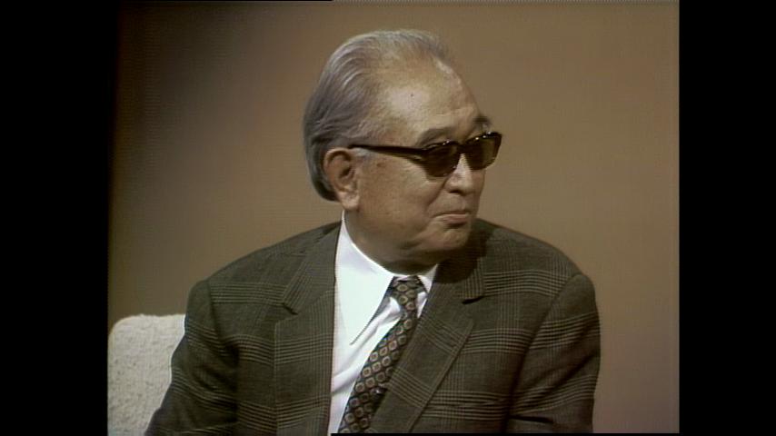 Classic Directors: October 22, 1981 Akira Kurosawa