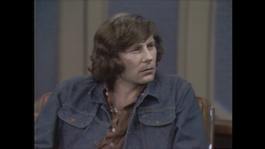 The Dick Cavett Show: Directors - Roman Polanski (December 22, 1971)