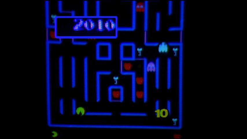 Zoar, Super Pac-Man, Tron