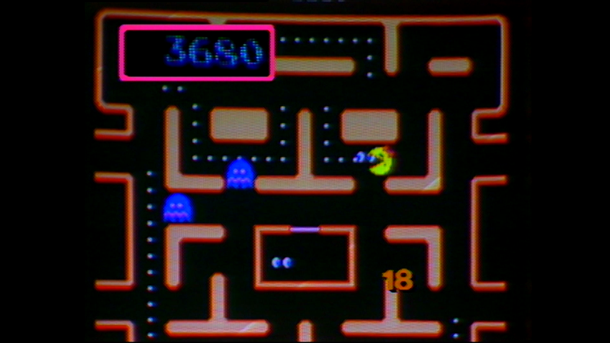 Bump N Jump, Mario Bros., Ms. Pac-Man