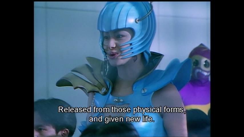 Denji Sentai Megaranger: Tenacious! Hinelar's Counterattack
