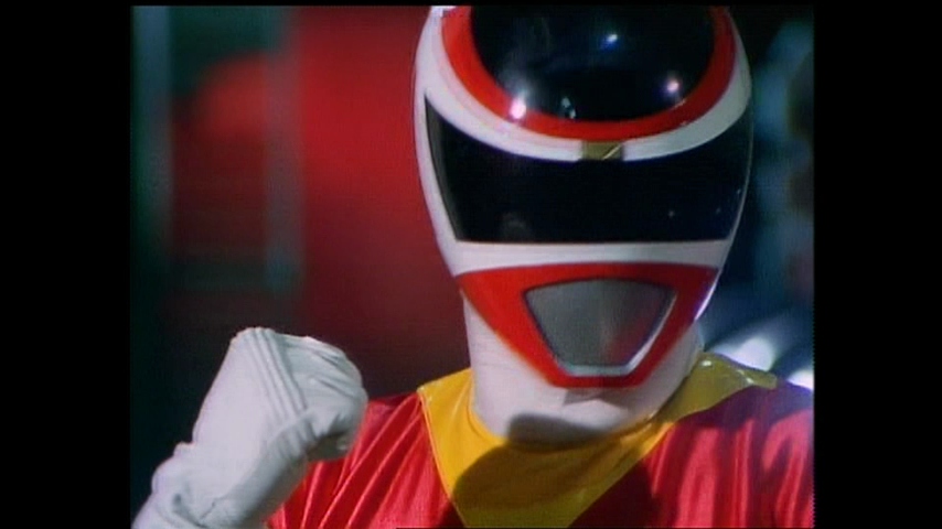 Denji Sentai Megaranger: Drive It In! The Invincible Deadly Punch
