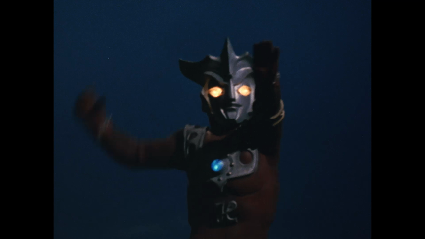 Ultraman Leo: The Leo Brothers vs the Space Demon Alien