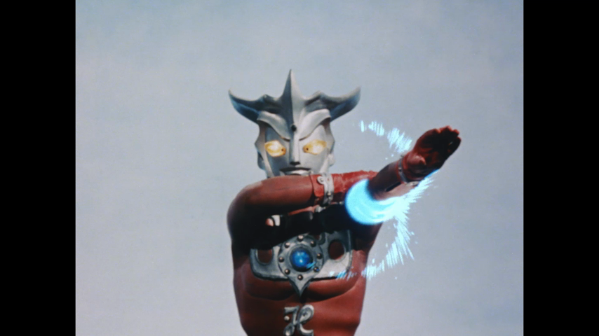 Ultraman Leo: Japan Masterpiece Folklore Series - Reunion Of Fate! Dan And Anne