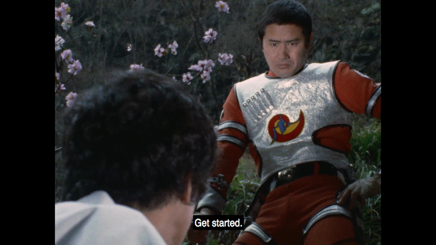 Ultraman Leo: A Vow Between Men