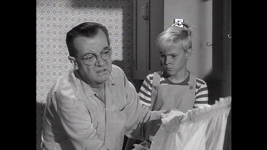 Dennis The Menace: S2 E6 - Man Of The House