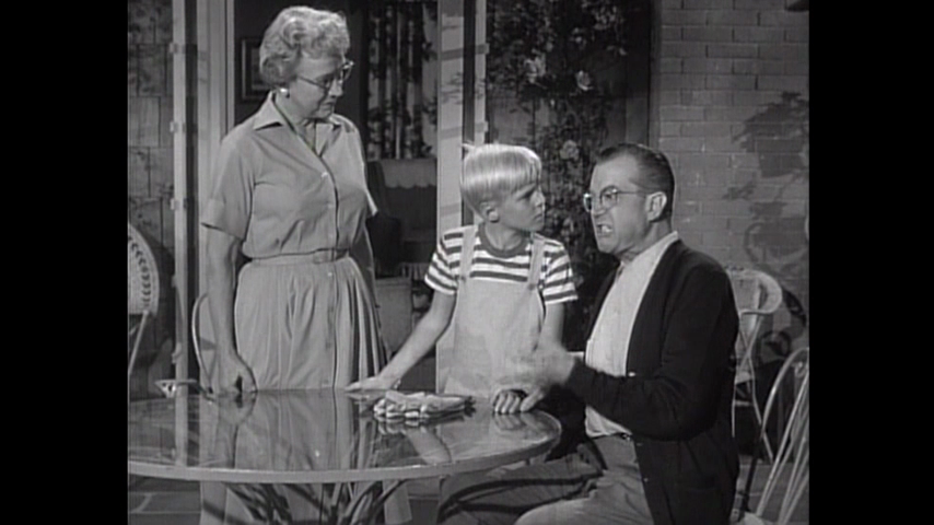 Dennis The Menace: Dennis Learns To Whistle
