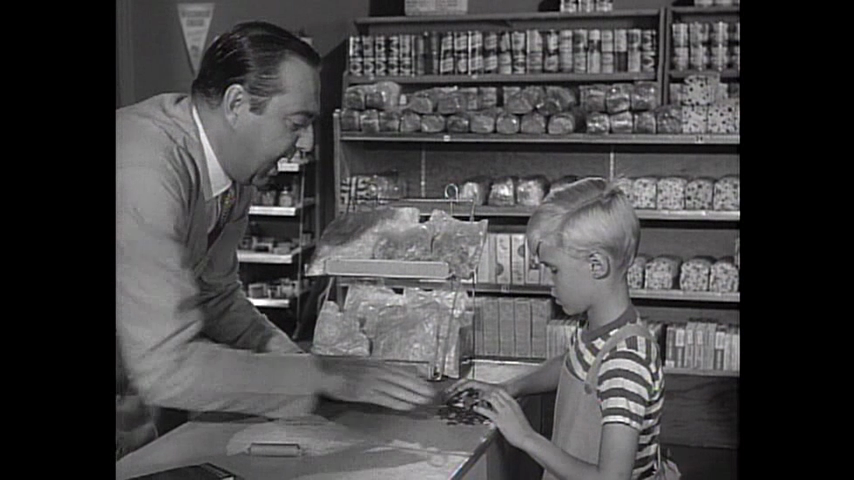 Dennis The Menace: S2 E14 - Dennis' Penny Collection