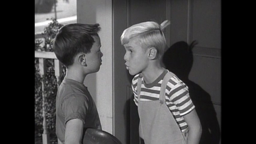 Dennis The Menace: S2 E18 - Dennis And The Saxophone