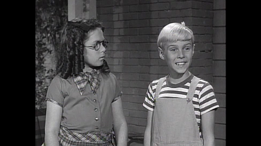 Dennis The Menace: Wilson Sleeps Over