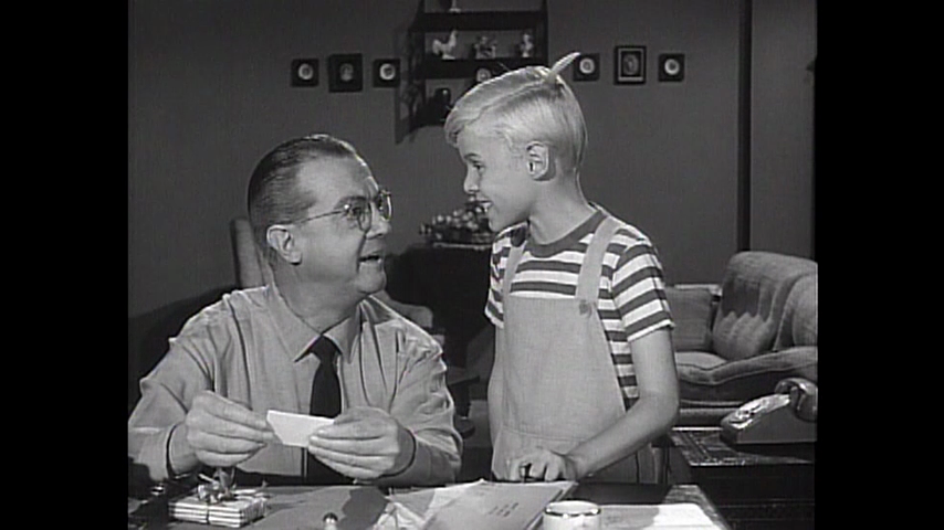 Dennis The Menace: S2 E23 - The Going Away Gift