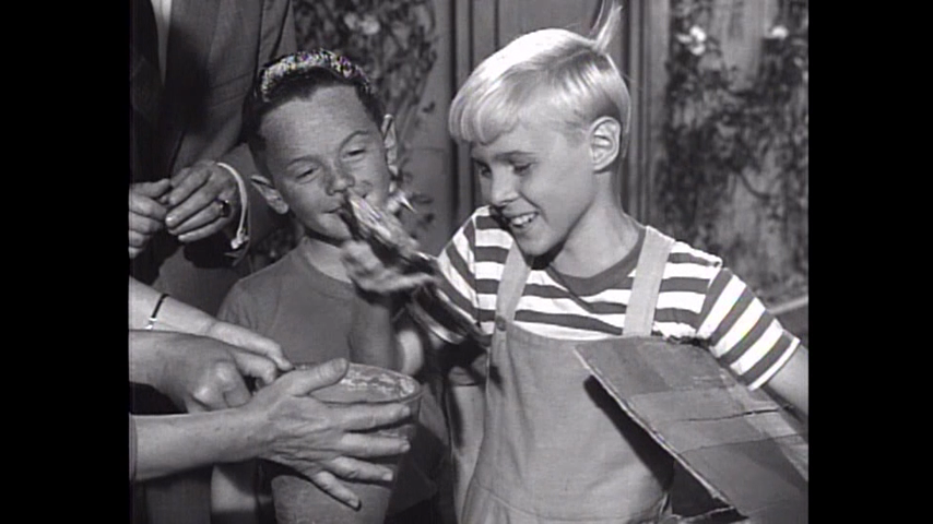 Dennis The Menace: S2 E32 - Dennis And The Miracle Plant Food
