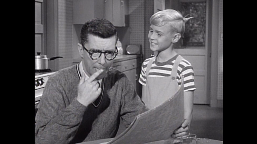 Dennis The Menace: S2 E37 - Father's Day For Mr. Wilson