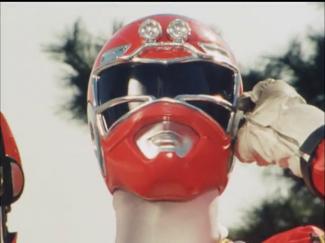 Gekisou Sentai Carranger: The Beginner's Mark Of Justice