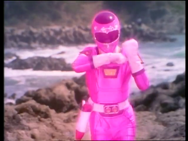 Gekisou Sentai Carranger: The Overweight Of Fury