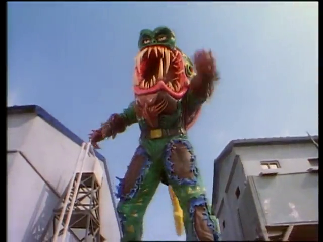 Gekisou Sentai Carranger: The Signalman Who Came From Space