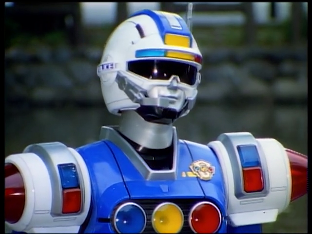 Gekisou Sentai Carranger: The Tragic Traffic Rule Habit
