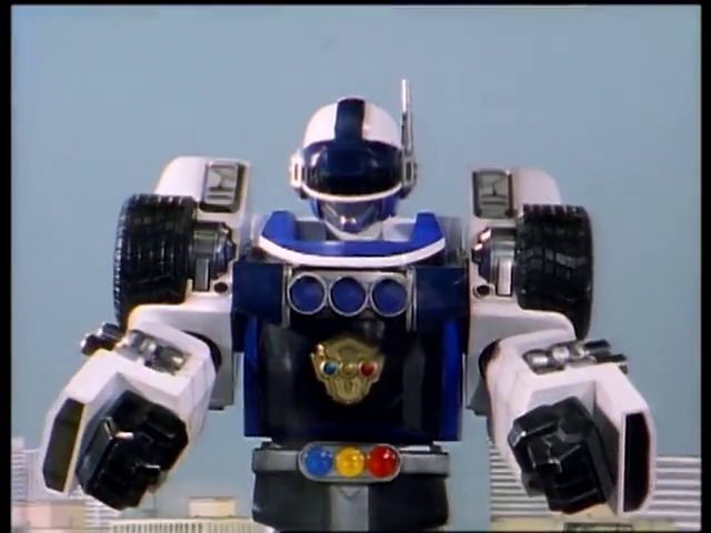 Gekisou Sentai Carranger: The Suspicious Exhaust Purging Operation