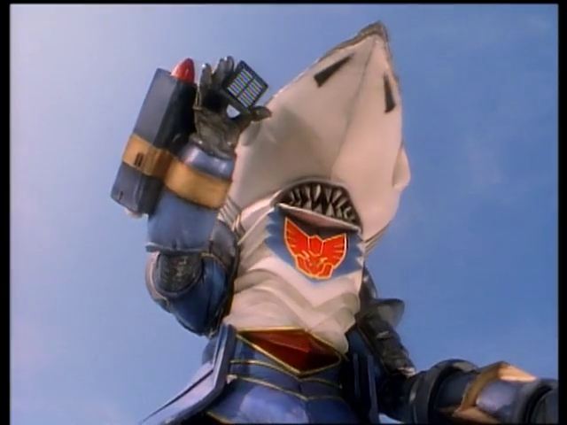 Gekisou Sentai Carranger: The Reckless Dash Emperor's Frightful Fuel Check