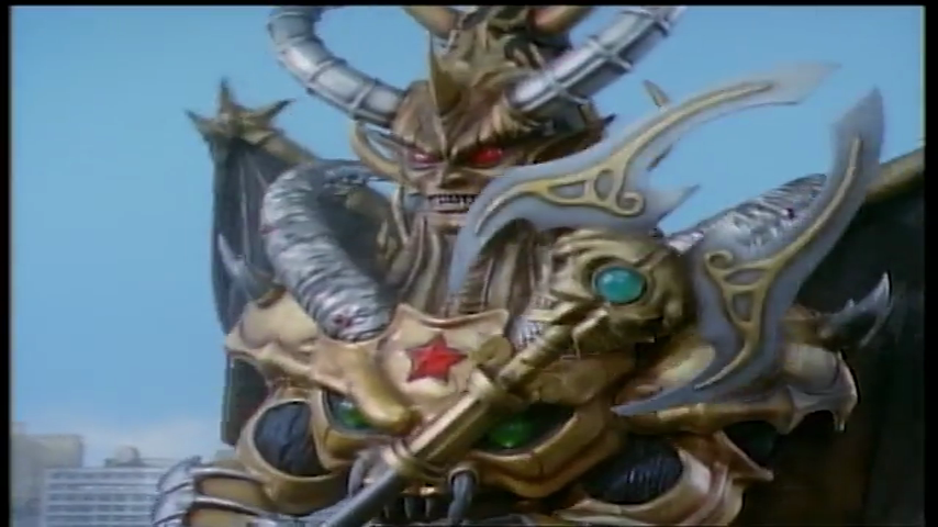 Kyuukyuu Sentai GoGoFive: The Dark King's Last Decisive Battle!
