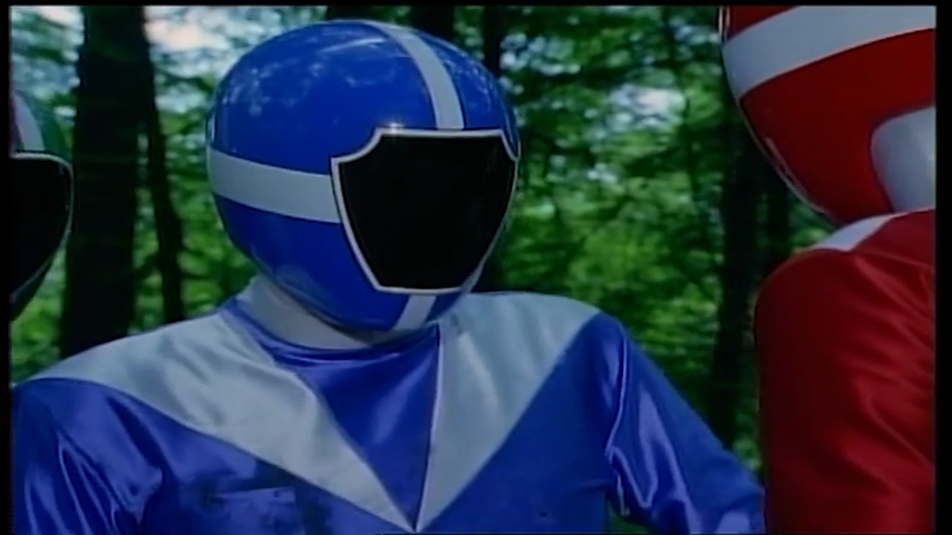 Kyuukyuu Sentai GoGoFive: The Ghost Rescue Mission