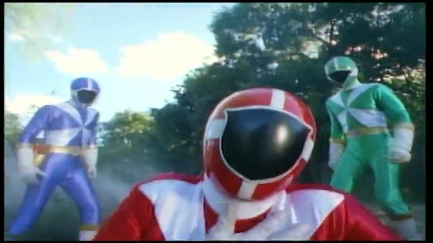 Kyuukyuu Sentai GoGoFive: The Man Matoi Could Not Beat