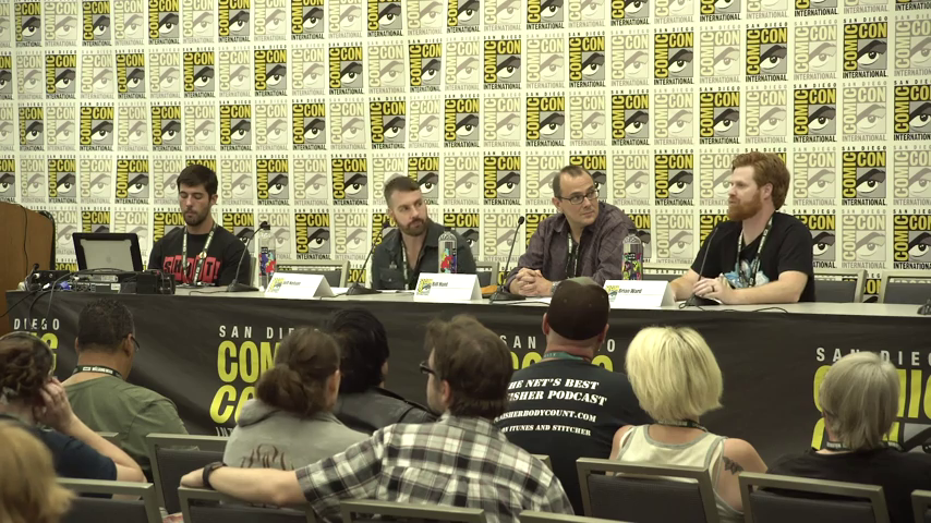 Backlot: S1 E50 - San Diego Comic-Con 2018: Shout! Factory Panel