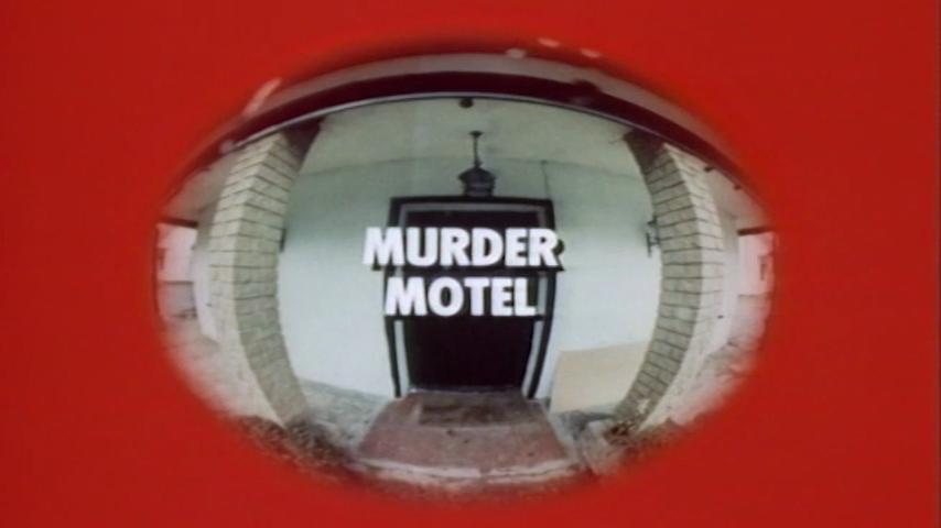 Thriller: S5 E7 - Murder Motel