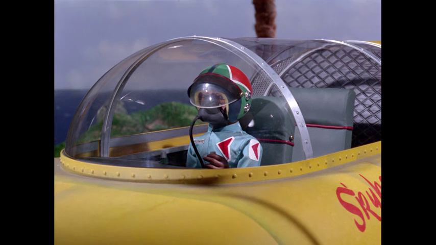 Thunderbirds: S1 E5 - Edge Of Impact