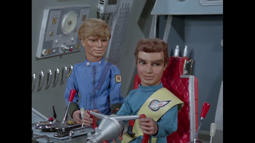 Thunderbirds: S1 E12 - Operation Crash-Dive