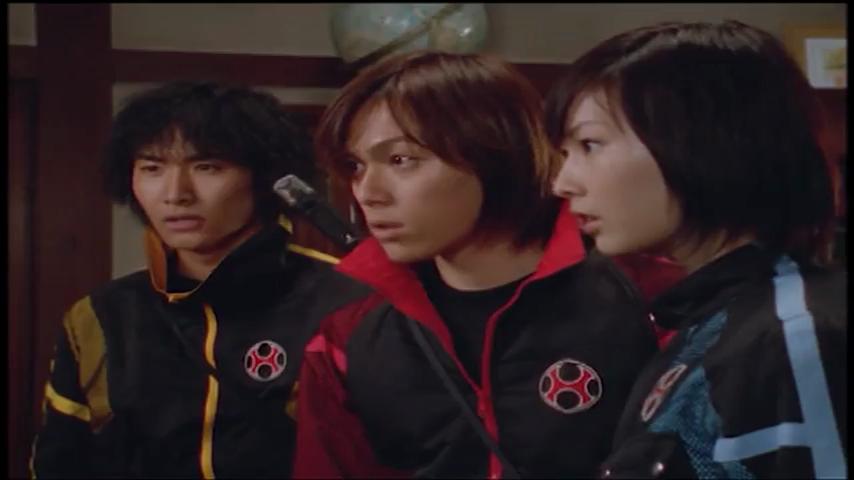 Ninpuu Sentai Hurricaneger: Scroll 1: Wind And Ninja