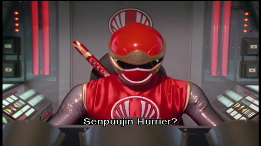 Ninpuu Sentai Hurricaneger: Scroll 3: An Impostor And 60 Seconds