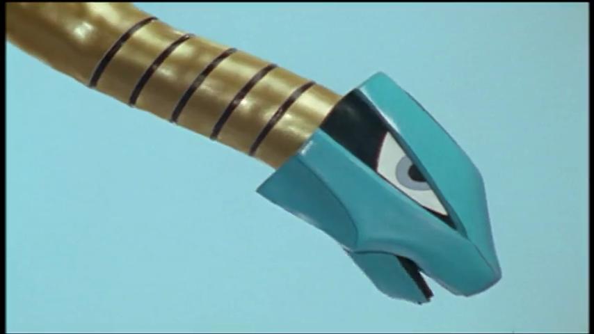 Ninpuu Sentai Hurricaneger: Scroll 6: Scissors And Kunoichi