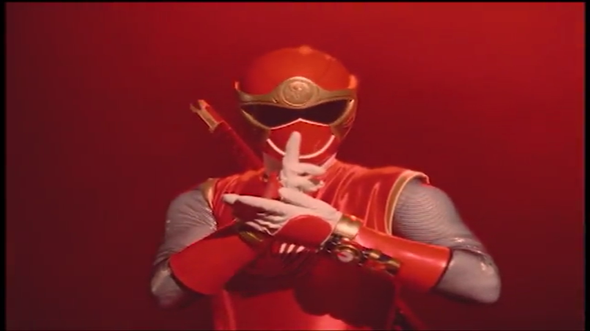 Ninpuu Sentai Hurricaneger: Scroll 10: The Thunder God And The Destroyed Valley