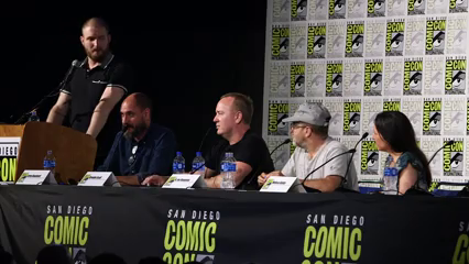 Backlot: San Diego Comic-Con 2019: Home Movies Panel