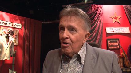 Bill Anderson's 50th Celebration Backstage